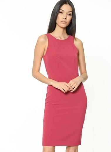 Sırt Dekolteli Elbise-Vero Moda